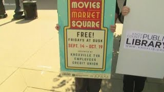 Movies on Market Square Fall Lineup