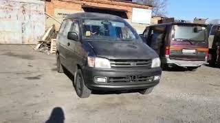 Daihatsu Delta Wagon в разбор