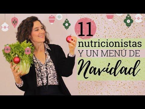 MENÚ DE NAVIDAD   Aperitivos y recetas navideñas fáciles, ricas y saludables
