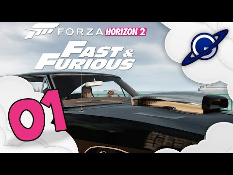 Forza Horizon 2 Presents Fast & Furious | Let's Play 01 [FR ᴴᴰ]