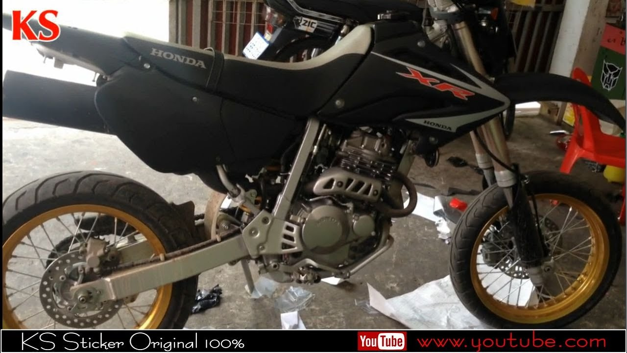 The advantages of the Honda XR 250 and specifications 81