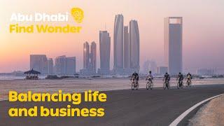 Abu Dhabi Find Wonder | Tim Fletcher: Find world-class, year-round sports facilities