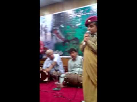 Palwasha In Radio Pakistan