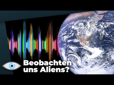 Alien-Überwachungstechnik: Werden wir schon seit langer Zeit von Aliens beobachtet?!