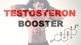 Testosteron Booster Erfahrung - Wirkung & Testosteronspiegel steigern