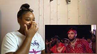 No Guidance - Chris Brown ft. Drake reaction