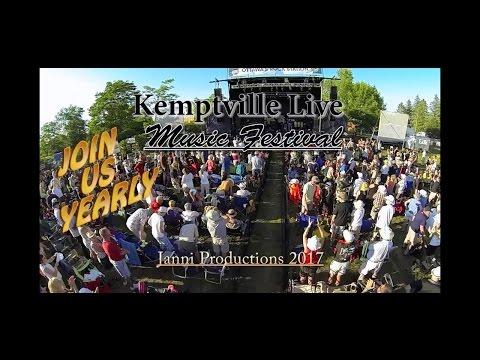 Kemptville Live Music Festival Janni Productions 2017