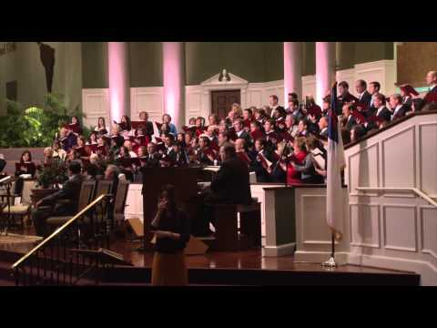 I'd Rather Have Jesus Given By Temple Baptist Church Choir