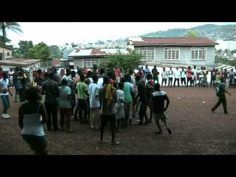 Freetown teaching 3