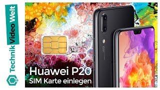 Huawei P9 Sim Karte Einlegen.Huawei P Smart Vodafone Sim Karte Einlegen Videourl De
