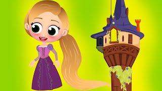 Rapunzel Kids Story New | Rapunzel Bedtime Stories and Songs for Children