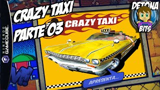 Gameplay Crazy Taxi Gamecube 03 (Sega Dreamcast, PC, PS2, PSP)   PT-BR
