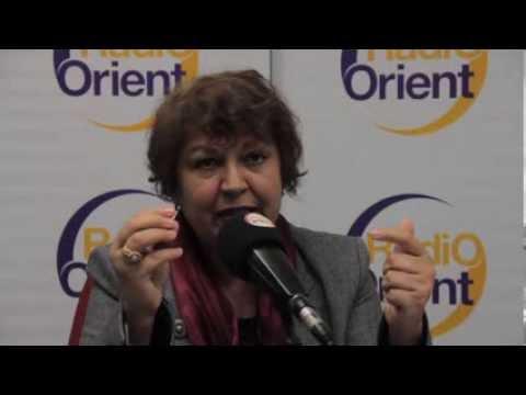 Fadila Mehal, vice présidente de la Fédération Modem de Paris/ Intégrale