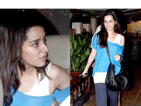 CAUGHT! Shraddha Kapoor Without Makeup In Bandra | View Pics