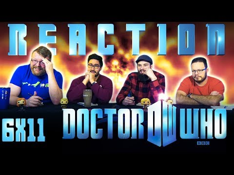Doctor Who 6x11 REACTION!!