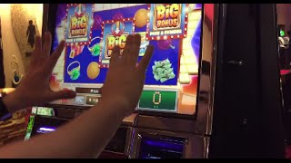 LIVE PLAY on Press Your Luck Slot Machine