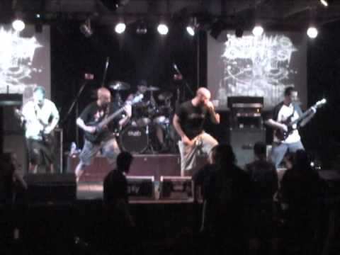 Severed Savior- Inverted and Inserted live @ FOOTHILLS GUTFEST 2012