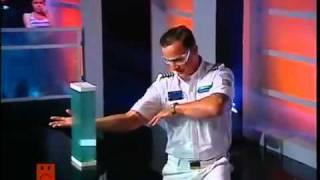 QST? 4ª temporada - Gilberto Cruz Homem Recorde (04/04/2011 - Qual é o seu talento?)