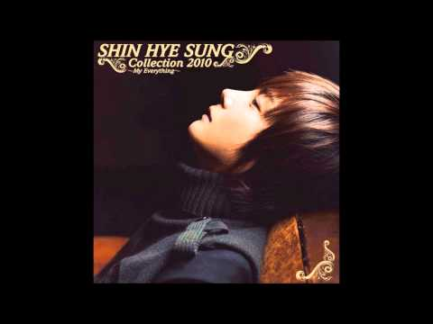 [Full Album Audio] SHIN HYESUNG - My Everything 2010