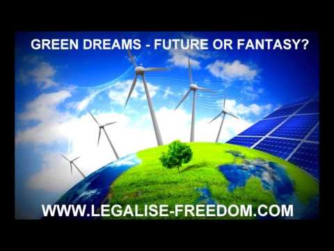David Fridley - Green Dreams: Future or Fantasy?