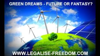 David Fridley - Green Dreams: Future or Fantasy?