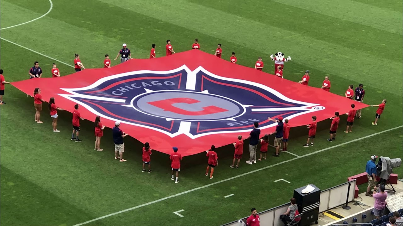 Seatgeek Stadium Chicago Fire Stadium Journey
