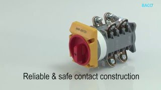 Baco video tutorial : Cam switches