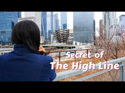 ULTIMATE Guide to The High Line NYC - Walking tour