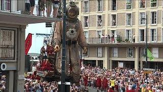 Le Havre : la parade de Royal de Luxe samedi 8 juillet