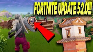 HUGE FORTNITE UPDATE! NEW IMPULSE GRENADE! NEW SHRINE! NEW VALENTINE UPDATE!| FORTNITE PATCH 2.5.0