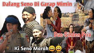 Download lagu Dijamin Ngakak Sepanjang Limbukan Ki Seno, Duo Sinden Pria,  Apri & Mimin_ Mako Brimob Baciro