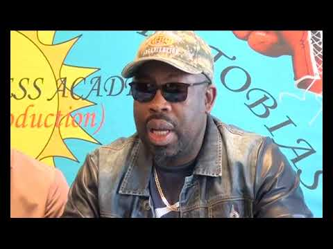 "Namibia honours ""The Hitman"" despite boxing defeat. By: Isai Sipunga"