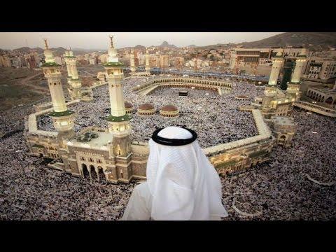 What Muslim pilgrims do during the Hajj