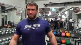 Dmitry Klokov & Team AGAIN FASTER - Australia