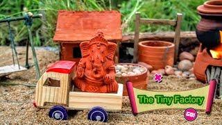 Happy Ganesh Chaturthi | Vinayaka Chavithi Pooja | Tiny | Tiny Food | The Tiny Foods | Mini Food