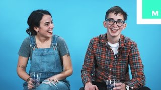 Lesbians Speculate Wildly About Straight Sex