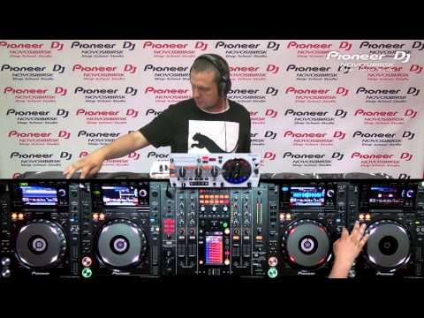 DJ V12 (Nsk) (Atmospheric Breaks) ► Guest Video-Mix @ PioneerDJnsk