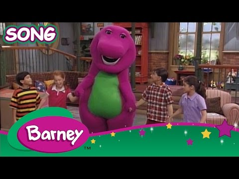 Barney - The More We Get Together (SONG)