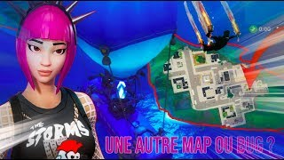 I DECOUVRE ANOTHER ISLAND ON FORTNITE LORS OF A BUG!
