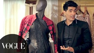 Manish Malhotra Shares His Bollywood Style Secrets | Vogue All Access Series | VOGUE India