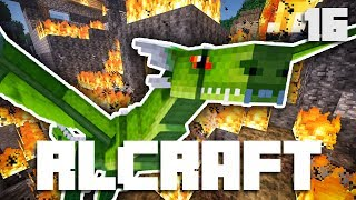 What Is RLCraft Ep. 16 Dragons Are Powerfull