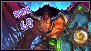 The power of rank 69 compels you! | Evenlock | The Boomsday Project | Hearthstone