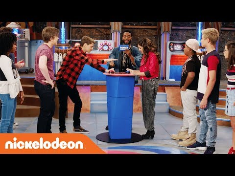 Are You Team Henry Danger or Team Game Shakers? ft. Jace Norman & More!   Danger Games   Nick