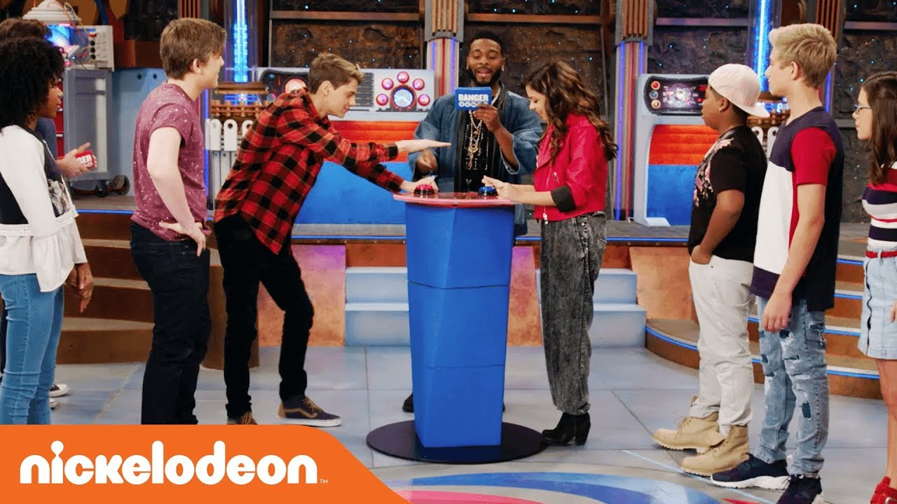 Download Are You Team Henry Danger or Team Game Shakers? ft. Jace Norman & More!   Danger Games   Nick