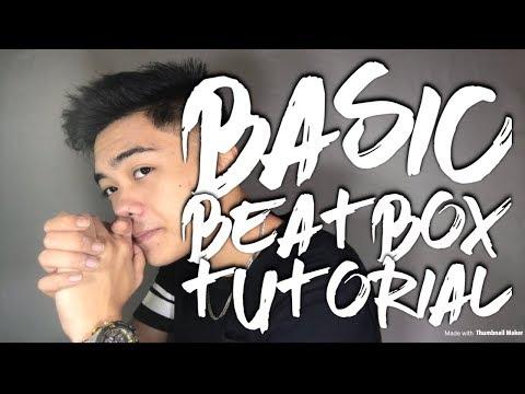 AD BEAT   Basic Beatbox Tutorial - B T K