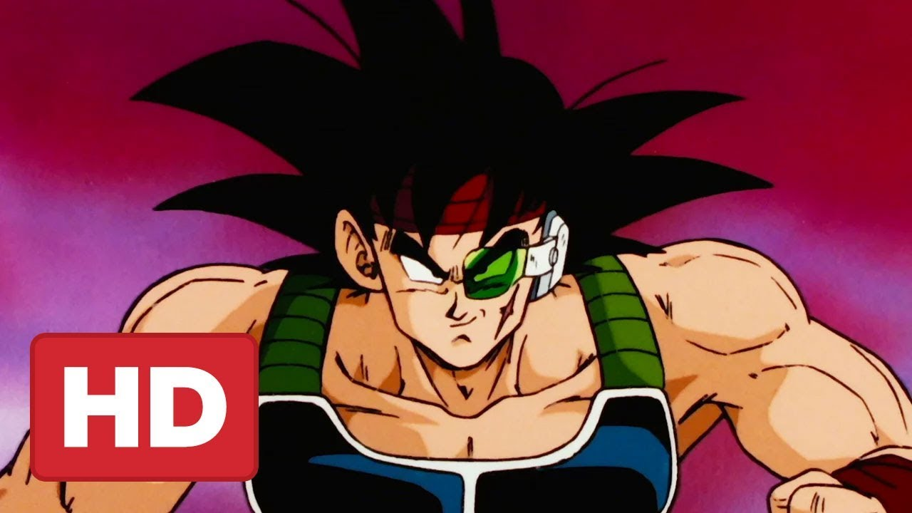 Dragon Ball Z Bardock The Father Of Goku Exclusive Clip Youtube