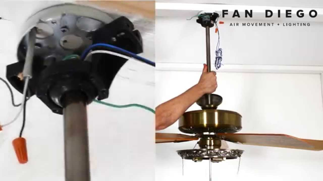 How to fix a ticking fan fan diego youtube how to fix a ticking fan fan diego mozeypictures Image collections