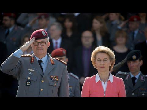 Auf Minsker Abkommen pochen: Von der Leyen will harten Kurs gegen Putin - n-tvde