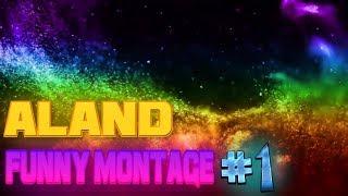 (1 Year of ALAND Montage) !فەنی مۆمێنتی یەک ساڵ