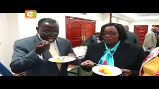 Mkahawa wa Jacaranda watimiza masharti ya usafi